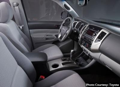 Toyota-Tacoma-Interior-Quality-and-Design