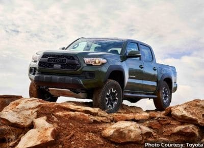 Toyota Tacoma Off-Road Trucks