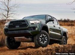 Toyota Tacoma Reliable Midsize Truck