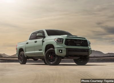 Toyota Tundra Most Reliable