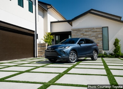 Toyota Venza Best AWD Hybrid SUV