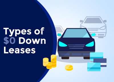 Types of zero down leases