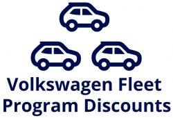 Volkswagen Fleet Discounts