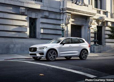 Volvo XC60 Best Luxury SUV