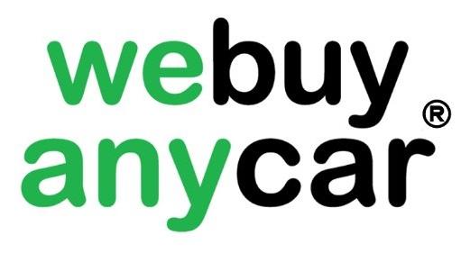 We Buy Any Car Logo Small