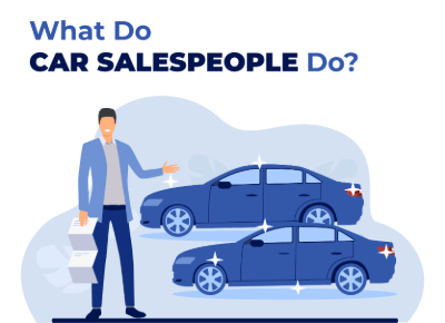 What Do Car Salespeople Do