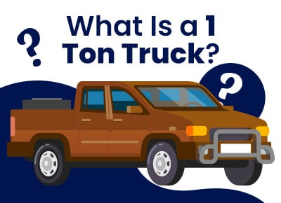 What is One Ton Truck