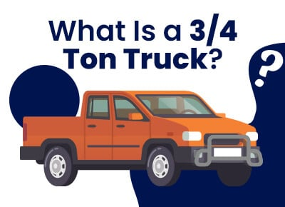 What is Three Quarter Ton Truck