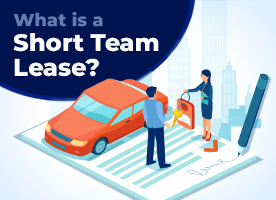 What is a short term car lease