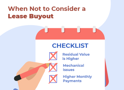 When Not to Consider Lease Buyout