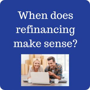 When does refinancing your car loan make sense?