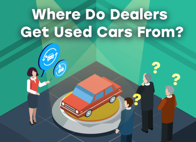 Where Do Dealers Get Used Cars