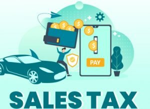 Where do I pay sales tax