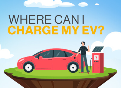 Where to Charge EV