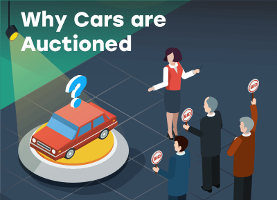 Why Cars are Auctioned