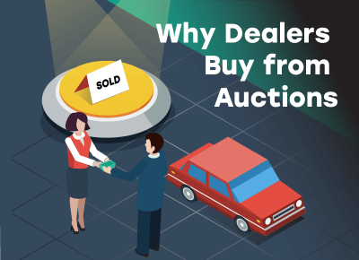 Why Dealers Buy Auctions
