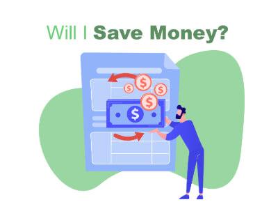 Will I Save Money Tax