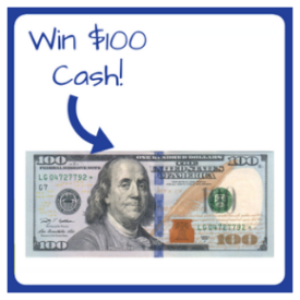 Win $100 Buying a New Car