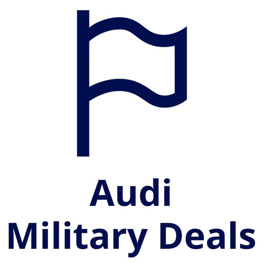 audi military