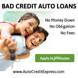 bad credit loan from auto credit express