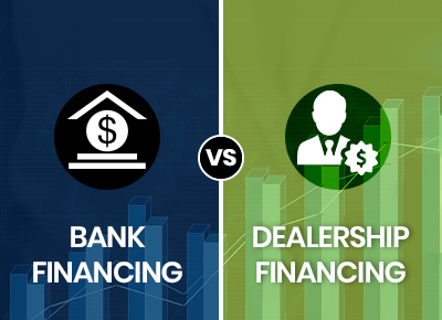 bank vs dealership loan