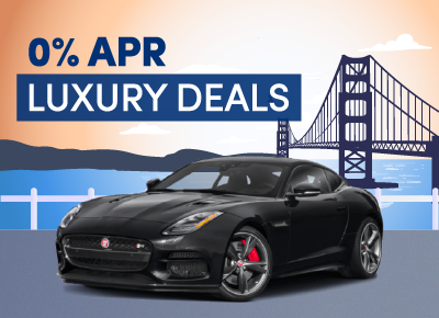 best 0 apr luxury car deals