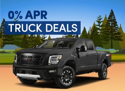 best 0 apr truck deals