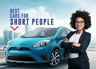 best cars for short people