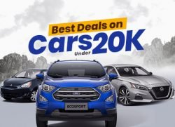 best car deals under $20,000