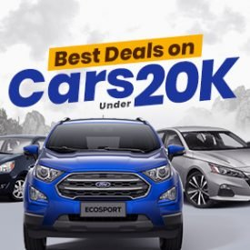 Best Deals on New Cars Under $20,000 for August 2020