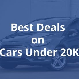 Best Deals on New Cars Under $20,000 for June 2020
