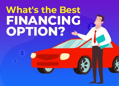 best financing option