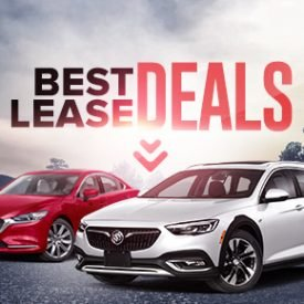 Best Lease Deals For August 2020