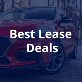 Best Lease Deals For June 2020