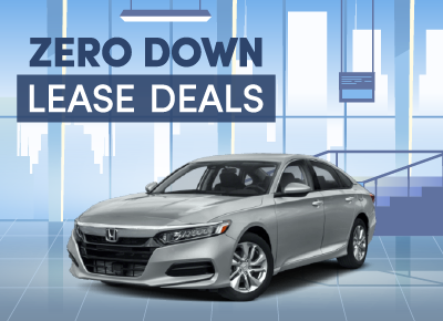best lease deals with zero down