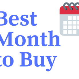 When is the best month to buy a car?
