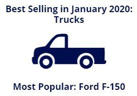 best selling truck f150