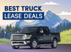 best truck lease deals