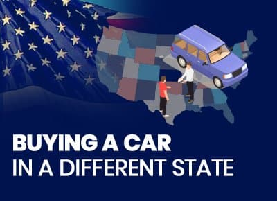 buying a car in a different state