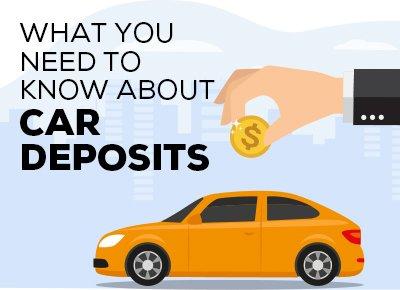 car deposit