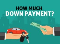 car down payment