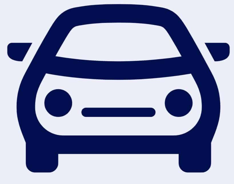 car manufacturer icon