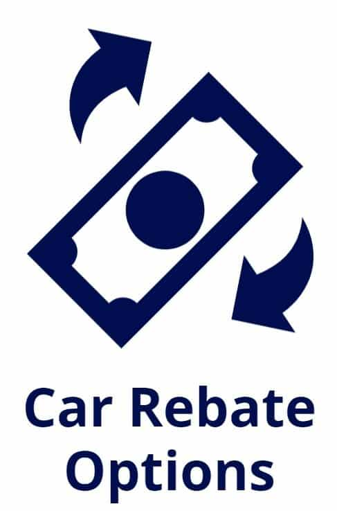 car rebate options