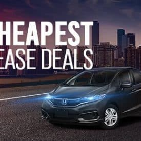 Cheapest Lease Deals For August 2020