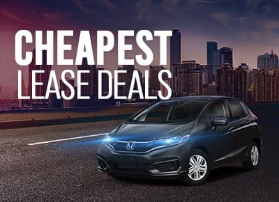 cheapest lease deals