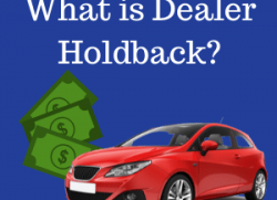 dealer holdback