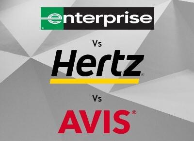 enterprise vs hertz vs avis featured