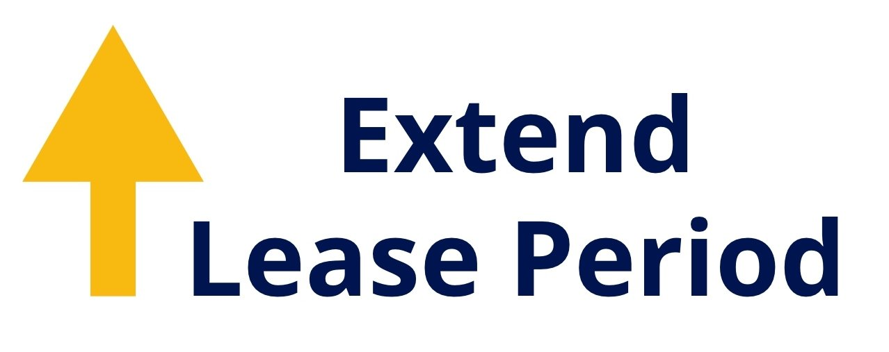 extend lease period