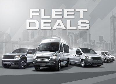 fleet car deals