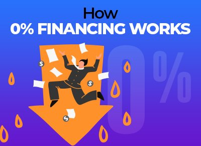 how 0 financing works